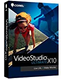 Software : Corel VideoStudio Ultimate X10 Video Editing Suite for PC (Old Version)