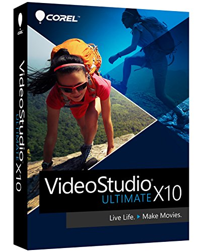 Corel VideoStudio Ultimate Editing Version