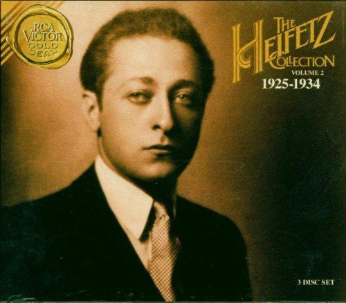 Heifetz Collection, Vol. 2 (1925-1934) (3 CDs)