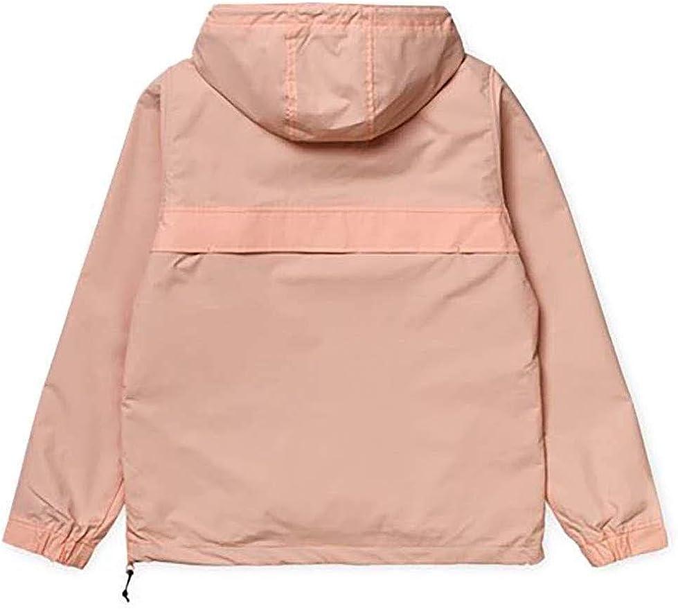 Carhartt WIP Damen Nimbus Jacke, pink, M EU: