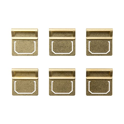 Midori Brass Index Clip (43210006)