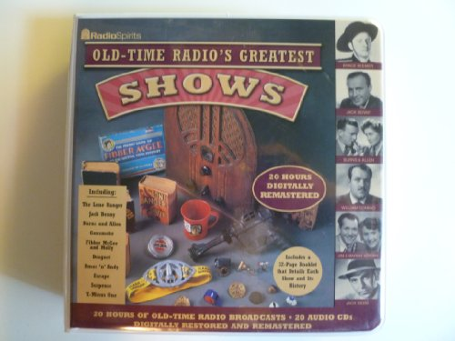 Old Time Radio's Greatest - Bay Brands Online