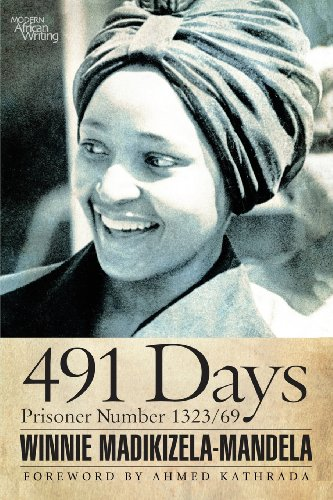 491 Days: Prisoner Number 1323/69 (Modern African Writing Series) cover