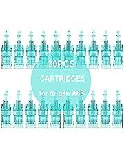 30 stuks Dr.pen A6S Naald Patronen Professionele Microneedle Dermapen Wegwerp Vervangingsonderdelen,36pin