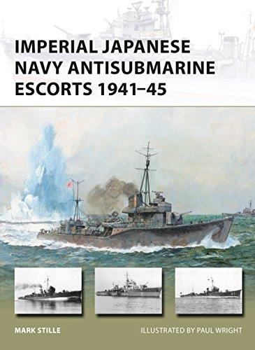 Imperial Japanese Navy Antisubmarine Escorts 1941-45 (New Vanguard Book 248)