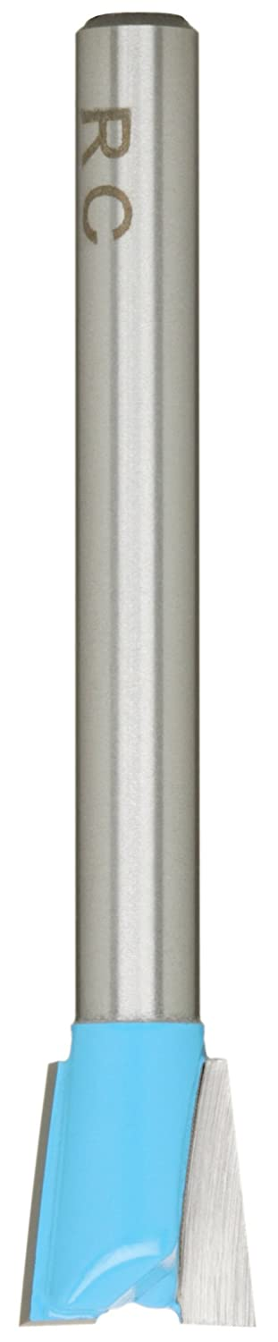 Roman Carbide DC1430 3/8-Inch 8-Degree Dovetail, 1/4-Inch Extra Length Shank