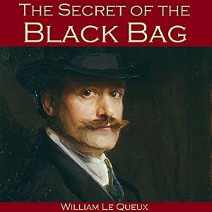 The Secret of the Black Bag Audiobook