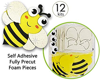 PK 100 TINY YELLOW STARS FOR CARDS AND CRAFTS