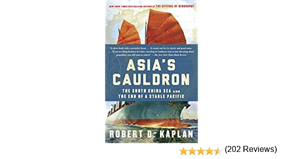 Asias Cauldron The South China Sea And The End Of A Stable - The great cauldron us map