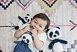 Baby GUND Baby Toothpick Cooper Panda Rattle Plush