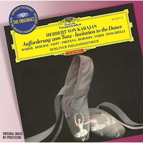 Herbert von karajan invitation to the dance by herbert von karajan herbert von karajan invitation to the dance stopboris Gallery