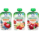 Amazon Price History for:Gerber Organic 2nd Food Pouches, Fruit and Veggie Variety Pack 1, 3.5oz, 18 count