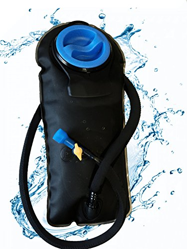 Outfitter-Warehouse-Hydration-Water-Bladder-with-a-Soft-Bite-Mouth-Piece-and-Insulated-Tube-On-Off-Valve-Switch-for-Backpacks-2-Liter