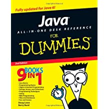 Java All-In-One Desk Reference For Dummies
