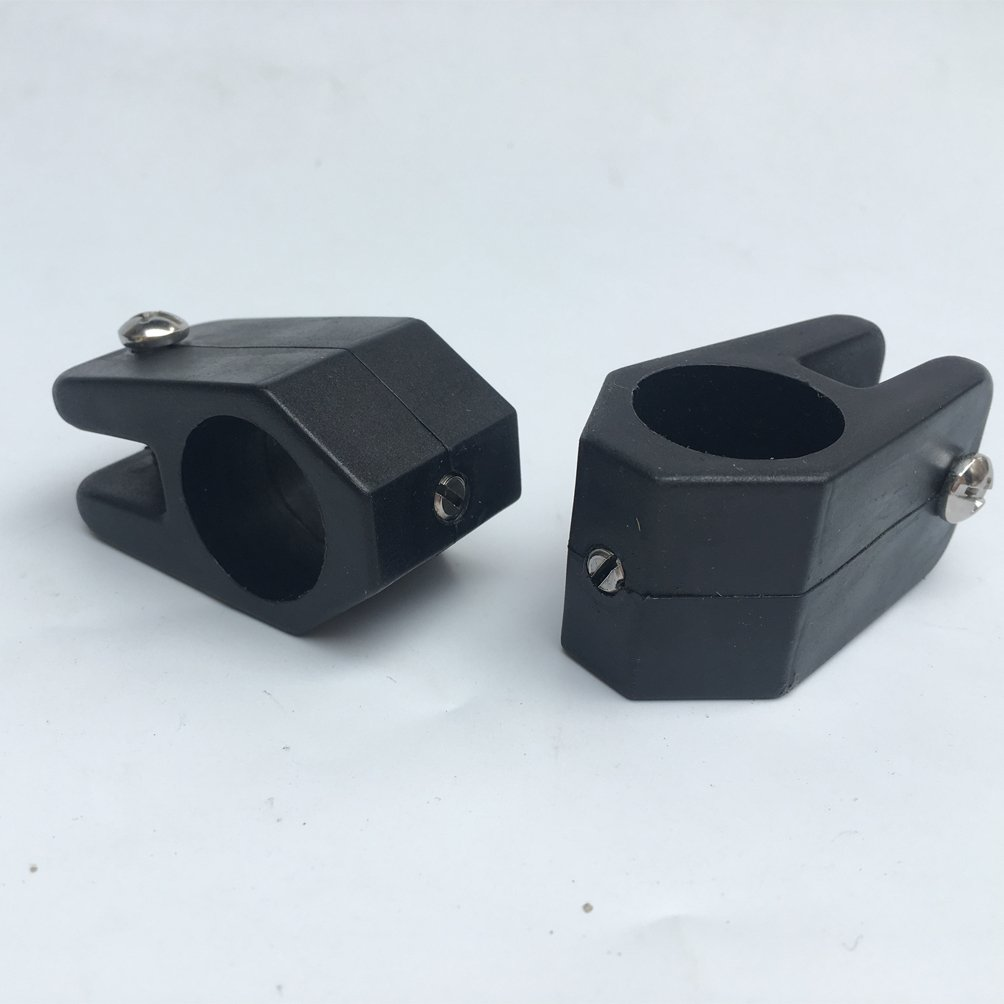 Bimini Top Eye End Cap Fitting Boat Marine Hardware Marine Hardware 7/8 Bimini Top Caps Tube Marine Hardware Boat Parts Accessories