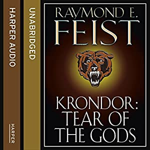 Krondor: Tear of the Gods Hörbuch