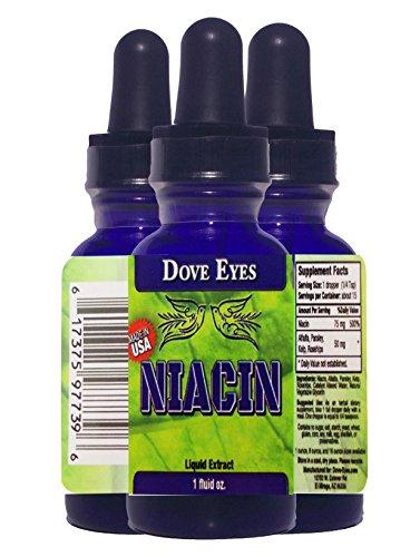 NIACIN Vitamin B3 ORGANIC GUARANTEE