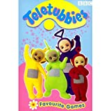 Teletubbies Favorite Games (PC-CD) Fantastic Fun with five new Teletubbies activities!