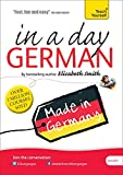 Beginner's German in a Day: Teach Yourself: Audio CD (Elisabeth Smith in a Day)