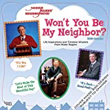 Mister Rogers' Neighborhood 2020 12 x 12 Inch Monthly Square Wall Calendar, PBS Series Television