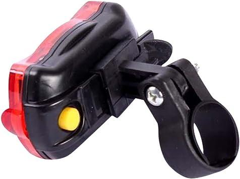 Poussettes voitures Sécurité Rouge Feu Clignotant Pour Vélo