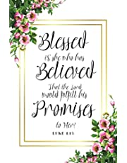 Blessed Is She: Promise Journal - Freedom Journal Collection