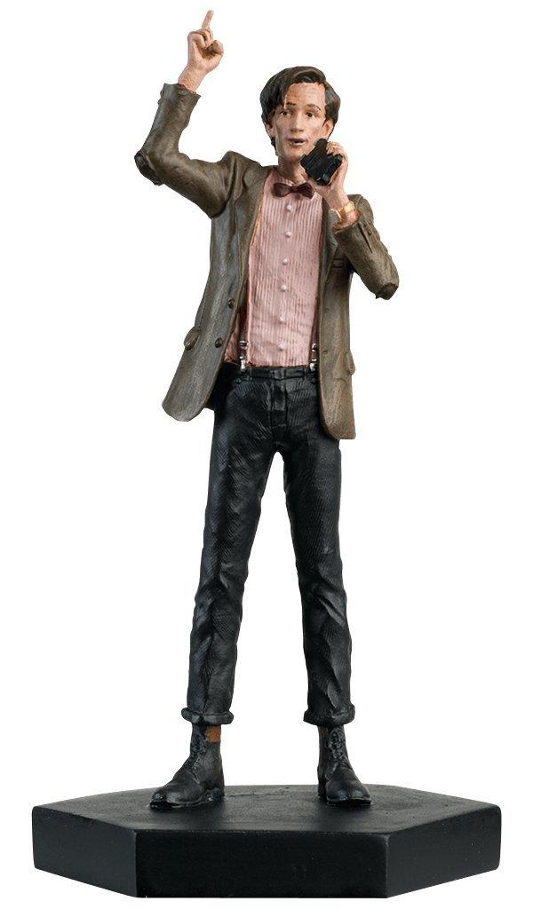 Oficial Doctor Who Figurine Collection #1 Matt Smith 11TH Dr EAGLEMOSS Revista