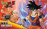 Bandai-Hobby-Rise-Standard-Son-Goku-Dragon-Ball-Z-Model-Kit-Figure