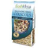 Fresh Ideas Quick Cook Meals-Israeli Couscous-3 Pack Quick Meals