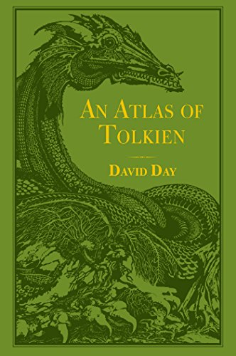 The front cover of An Atlas of Tolkien