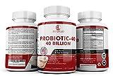 Better Life and Beyond PROBIOTICS 40 Billion CFU Supplement with Prebiotics - Helps Improve Digestive, Urinary & Immune Health. Prevents Allergies & Colds. Natural Safe & Effective for Men & Women