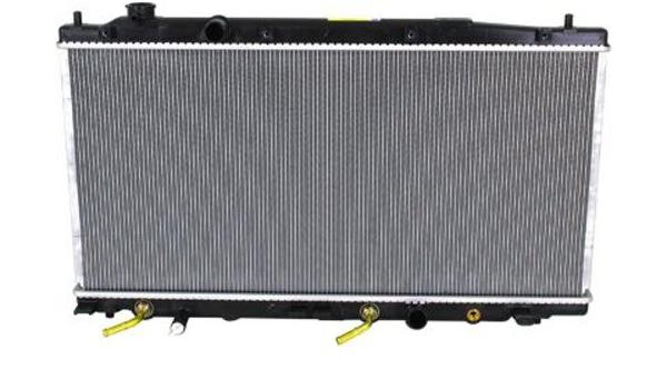 Small Type Premium Quality Radiator For HONDA JAZZ 5Dr 02-9//08 Auto /& Manual