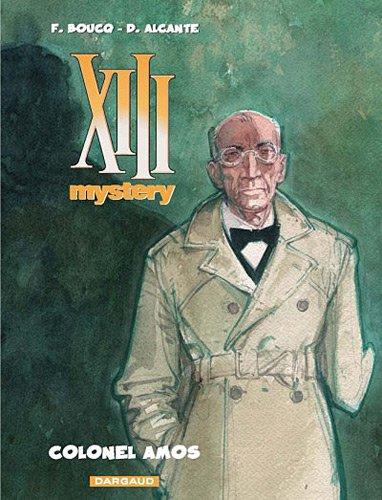 XIII Treize mystery n° 04 Colonel Amos
