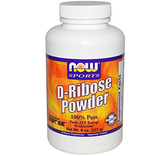 Now Foods D-Ribose Pure Powder - 8 oz. ()