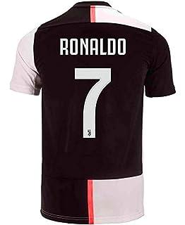 uk availability 9d816 333e0 Amazon.com: Cristiano Ronaldo 7 Juventus 2019-2020 Home ...