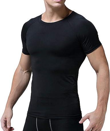 Camiseta Hombre Deporte,Camiseta Hombre Gym,Hombre Fitness ...