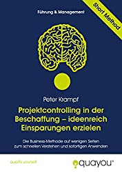 Projektcontrolling in der Beschaffung - ideenreich Einsparungen erzielen