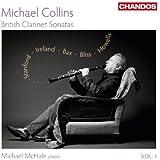 British Clarinet Sonatas Vol 1 (Chandos: CHAN 10704)