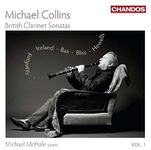 British Clarinet Sonatas 1