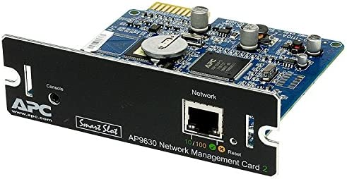 Amazon com: APC AP9630 APC UPS Network Management Card: Home Audio