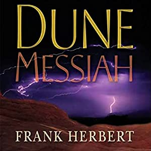 Dune Messiah Audiobook