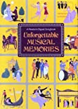 Unforgettable Musical Memories (Reader's Digest Songbook)