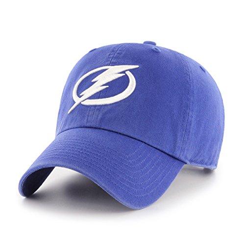 NHL Tampa Bay Lightning OTS Challenger Adjustable Hat, Royal, One Size
