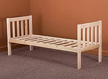 mission daybed frame solid hardwood twin