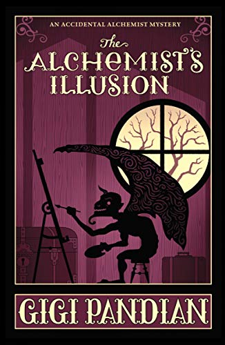Image of The Alchemist's Illusion (An Accidental Alchemist Mystery)