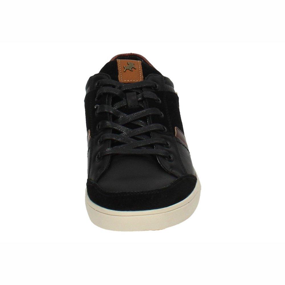 382155a6 ZAPATOP 84528 Zapatillas Negras Hombre Deportivos Negro 44: Amazon.es:  Zapatos y complementos