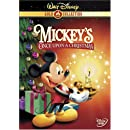 Mickey's Once Upon A Christmas (Disney Gold Classic Collection)