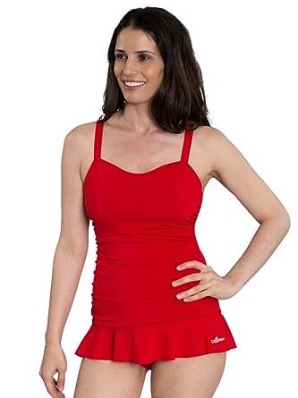 98abf90152b Amazon.com: Dolfin Sweetheart Swimdress: Clothing