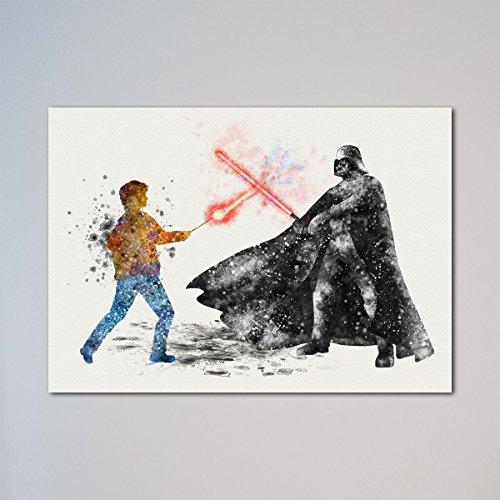 Star Wars Harry Potter vs Darth Vader