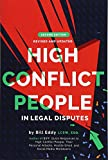 img - for High Conflict People in Legal Disputes book / textbook / text book